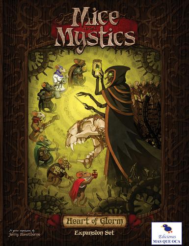 Mice and Mystics (De Ratones y Magia): El Corazon de Glorm