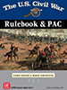 The US Civil War 2nd Edition Rules + PAC